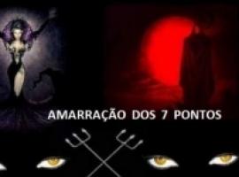 AMARRAÇÃO DOS 7 PONTOS