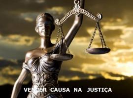 VENCER CAUSA NA JUSTIÇA