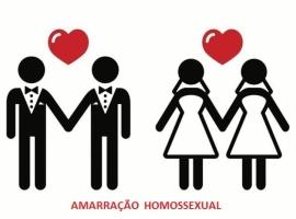 AMARRAÇÃO  HOMOSSEXUAL