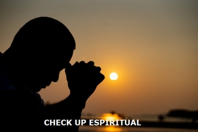 CHECK UP  ESPIRITUAL